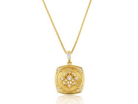 Ilana necklace YELLOW color